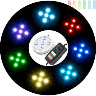 LED Beleuchtung von ALL Ride für Lufterfrischer Poppy, 5 LEDs, 24V, 7 Farben