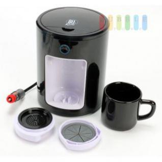 Kaffeepadmaschine ALL Ride für 1 Tasse mit Becher 12V/145W