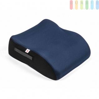Kindersitzerhöhung ALL Ride Bubu, entspricht EU-Norm ECE 44/04 2928 (E20), von 15 bis 36 kg, Farbe Blau
