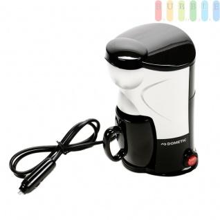 Kaffeemaschine für eine Tasse Perfectcoffee MC 01 von Dometic für LKW, PKW, Boot etc. mit Kaffeebecher, Dauerfilter, Thermostat, Überhitzungsschutz, Montage-Set, 24 Volt 250 Watt