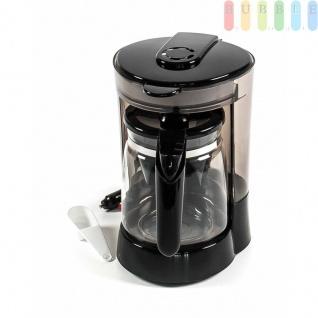Kaffeemaschine ALL Ride für 6 Tassen, Glaskanne, Warmhaltefunktion, Dauerfilter, Messlöffel, 24 Vot 300 Watt - Vorschau 2