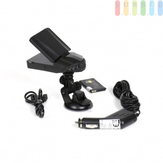 Dashcam ALL Ride Verkehrssicherheitskamera 2, 5'' TFT