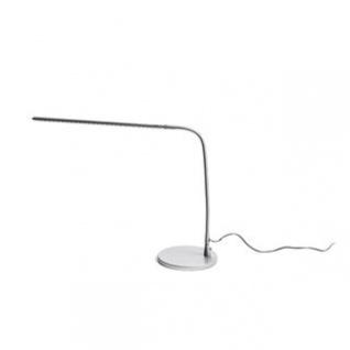 Schreibtischlampe von Lifetime mit flexiblem Hals, elegantes Design, Ein-/Ausschalter, 24 LEDs