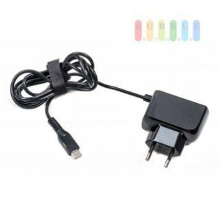 Netz-Ladegerät von cellularline mit USB-C-Stecker, Switching-Technologie, Kabellänge ca. 160 cm, 230V/10W/2A