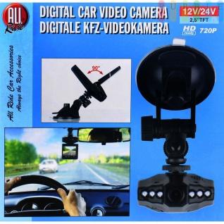 Dashcam ALL Ride Verkehrssicherheitskamera 2, 5'' TFT - Vorschau 2