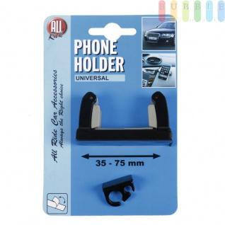 Handyhalter ALL Ride, verstellbar von 35 bis 75 mm Breite