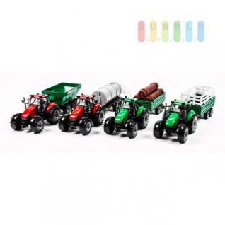 Traktorgespann von Gearbox mit Rückzugmotor, 2-teilig, Länge ca. 40- 42 cm, lieferbar 4 Varianten
