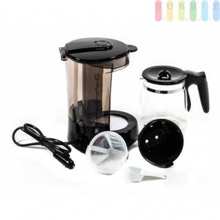 Kaffeemaschine ALL Ride für 6 Tassen, Glaskanne, Warmhaltefunktion, Dauerfilter, Messlöffel, 24 Vot 300 Watt - Vorschau 5