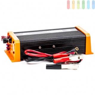 Spannungswandler / Inverter ALL Ride Zigarettenanzünder- und Batterie-Anschluss, Schuko-Steckdose, USB-Buchse, 12V/DCauf230V/AC, 500W - Vorschau 3