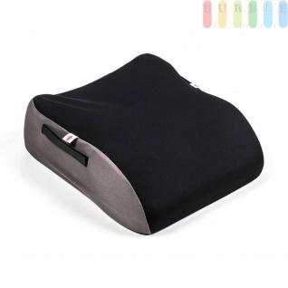 Kindersitzerhöhung ALL Ride Bubu, entspricht EU-Norm ECE 44/04 2928 (E20), von 15 bis 36 kg, Farbe Schwarz