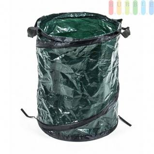 Gartensack von LifetimeGarden mit Griffen, Popup, Packmaß gering, frei stehend, selbst aufstellend, flexibel, praktisch Höheca.40, Volumen 30 Liter - Vorschau 1