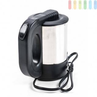 Wasserkocher von ALL Ride ohne Heizspirale, Edelstahl, Überhitzungsschutz, Volumen 0, 5Liter, Auto 12 Volt 125 Watt - Vorschau 3