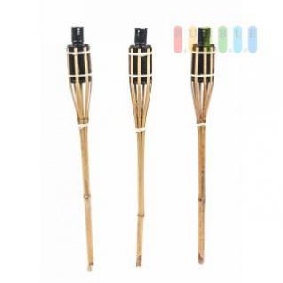 bambus gartenfackeln online bestellen bei yatego. Black Bedroom Furniture Sets. Home Design Ideas