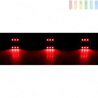 LKW LED Innenleuchte von ALL Ride, flache Bauweise, 6x3 SMD-LEDs, 7Farben, geschaltet, Länge50cm, 12-24V - Vorschau 3