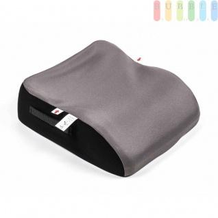 Kindersitzerhöhung ALL Ride Bubu, entspricht EU-Norm ECE 44/04 2928 (E20), von 15 bis 36 kg, Farbe Grau