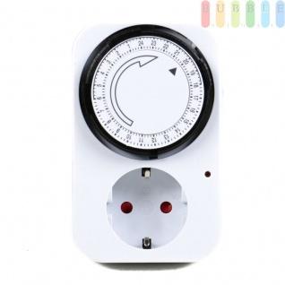 Mechanische Zeitschaltuhr von Grundig, 15 Min.-24 Std.-Einteilung, Indoor-Version, 220-240 V, 3500 W