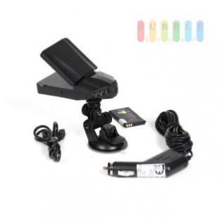 Dashcam ALL Ride Verkehrssicherheitskamera 2, 5'' TFT