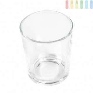 Aperitif-Gläser-Set von Alpina, 6-teilig, puristisches Design, klares Glas, ca. 100 ml Volumen, Größeca.5x6, 5cm - Vorschau 2