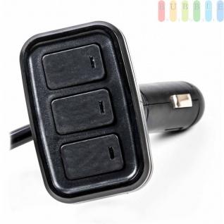 Steckdose ALL Ride 2-fach mit Verlängerung, Aufbaumontage, Tastschalter, 2 x USB, 12V-24V/5A, Steckdosenmax. 8A, USB max.3, 1A - Vorschau 4