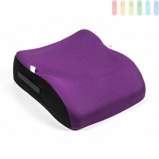 Kindersitzerhöhung ALL Ride Bubu, entspricht EU-Norm ECE 44/04 2928 (E20), von 15 bis 36 kg, Farbe Violett - Vorschau