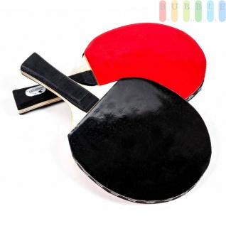 Tischtennis Set in Tasche von Slazenger, 4Tischtennisschläger, 4Bälle, 1Netzgarnitur, mobil, 10-teilig - Vorschau 3