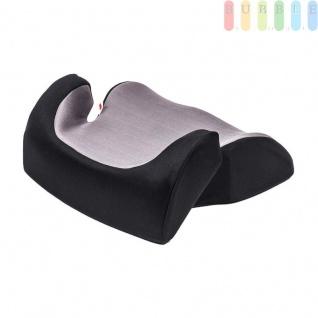Kindersitzerhöhung ALL Ride Techno entspricht EU-Norm ECE 44/04 2928 (E20), von 15 bis 36 kg, Farbe Grau - Vorschau 2