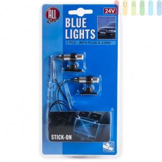 LED-Mini-Strahler ALL Ride, 2-teilig, einzeln montierbar, geklebt, 24V