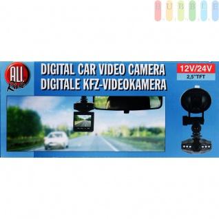 Dashcam ALL Ride Verkehrssicherheitskamera 2, 5'' TFT - Vorschau 3