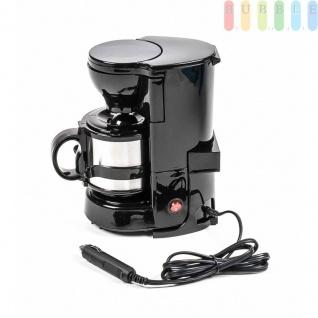 Kaffeemaschine ALL Ride mit Transportsicherung, Wand-Halterung und Dauerfilter, 0, 5 l, 24 Volt 300 Watt