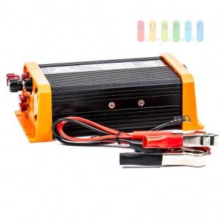 Spannungswandler / Inverter ALL Ride Zigarettenanzünder- und Batterie-Anschluss, Schuko-Steckdose, USB-Buchse, 24V/DC auf 230V/AC, 300W - Vorschau 3