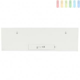 Leuchtschild von Grundig, 10 LEDs, zwei Schienen, 85 Buchstaben, ca. 49, 5 x 15 x 5, 2 cm, Indoor - Vorschau 4