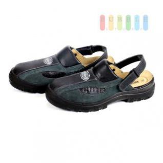 Sicherheits-Sandale ALL Ride Routier Comfort, lieferbar in den Größen 40-47
