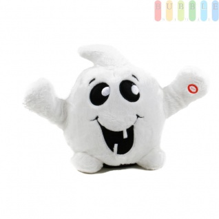 """Halloween Plüsch-Figur von Arti Casa, Geist, singt und bewegt sich auf Knopfdruck zu Chubby Checkers' """" Let's Twist again"""", Höheca. 22cm"""