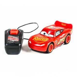 Lightning McQueen aus © Disney PIXAR Cars von Dickie Toys, Fernbedienung, Maßstab 1:32