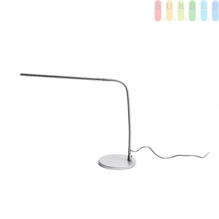 Schreibtischlampe von Lifetime mit flexiblem Hals, elegantesDesign, Ein-/Ausschalter, 24LEDs