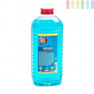 Frostschutz ALLRide für die Scheibenwaschanlage, Citrusduft, Anti-Frost, klareSicht, keine Düsenvereisung, gebrauchsfertig, -20°C / 2Liter , Grundpreis: 3.00 € pro 1 l