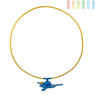 Wassersprinkler für Kinder von Water Zone, Wasserspielzeug für den Garten mit Schlauch-Anschluß, 10 Spritz-Ausgänge, (ØxH) ca. 93, 5 x 104 cm