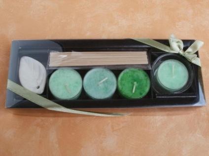 Duft-Räucher-Set in vier verschiedenen Farben - Vorschau 4