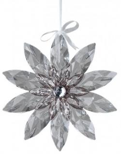 Fensterdeko Acryl-Hänger-Blume Acryl Ø 24 cm Sonnenfänger