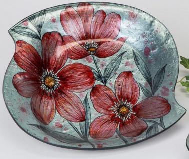 formano Deko-Teller Blume Koralle, 29 cm