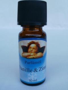 Parfümöl Vanille & Zimt 10 ml
