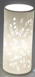 Tischlampe Zylinder, Twist Ranke, 11 x 24 cm - Vorschau