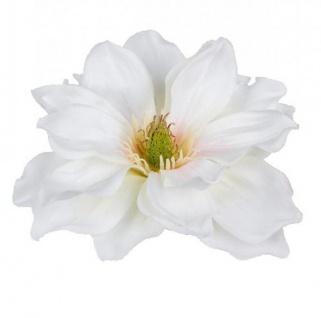 formano Frühjahrsdeko Magnolie schwimmend, weiß, 16 cm
