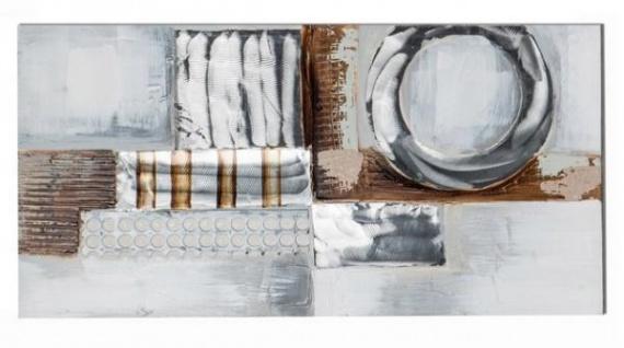 Wanddeko metall g nstig sicher kaufen bei yatego for Moderne wanddeko aus metall