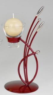 teelichthalter aus glas online bestellen bei yatego. Black Bedroom Furniture Sets. Home Design Ideas
