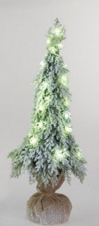 formano Deko Tanne mit LED Beleuchtung, 60 cm