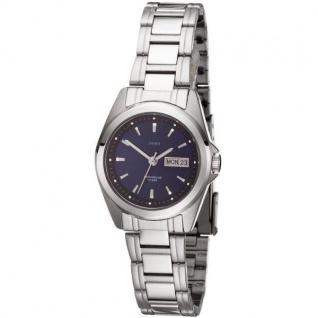 JOBO Damen Armbanduhr Quarz Analog Edelstahl 19, 5 cm Damenuhr