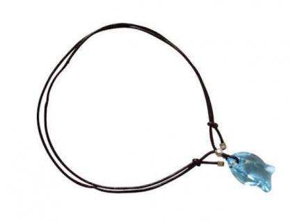 Armband Fisch *Aquamarin* 925 Silber-SWAROVSKI ELEMENTS®