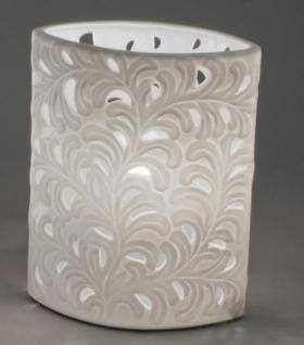 Lampe Oval Harmonie Romantik 18 x 28 cm