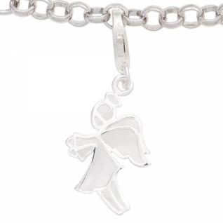Einhänger Charm Engel Schutzengel 925 Sterling Silber - Vorschau 2